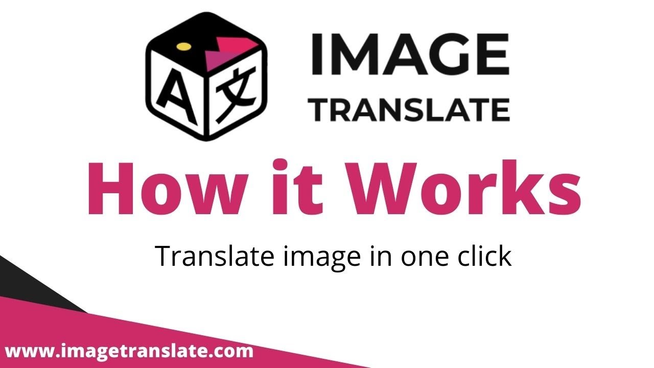 ImageTranslate | Translate images in different languages