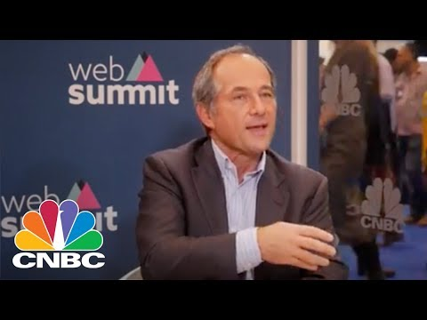 SocGen CEO Frederic Oudea Sees No Future For Bitcoin, Cryptocurrencies | CNBC