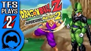 DRAGON BALL Z: SUPERSONIC WARRIORS 2 Part 2 - TFS Plays
