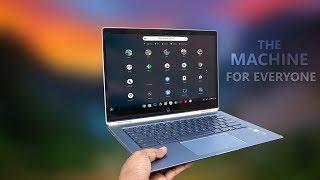 HP Chromebook X360 (2019) - The Next Gen Tech
