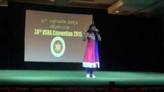 Saanika - Omme Ninnannu (Gaali Maathu)(Kannada)