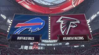 Image result for Buffalo Bills vs. Atlanta Falcons
