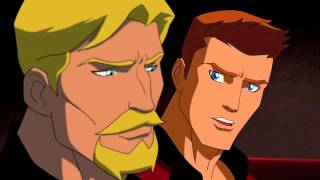 This is war - Young Justice