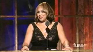 2011 Rock N Roll Hall Of Fame Induction - Darlene Love.mpg