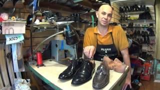 Колодки формодержатели зачем они? Уход за обувью.(, 2016-11-16T09:30:00.000Z)