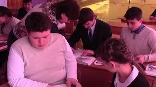 Урок русского языка по теме Понятие о служебных частях речи 7 класс