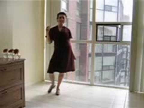 Online Jitterbug Dance Lesson Video: Jitterbug Basics