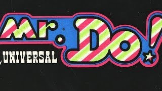 Classic Game Room - MR. DO! for ColecoVision review