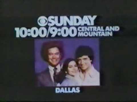 Dallas Premiere Promo 1 (3-28-1978)