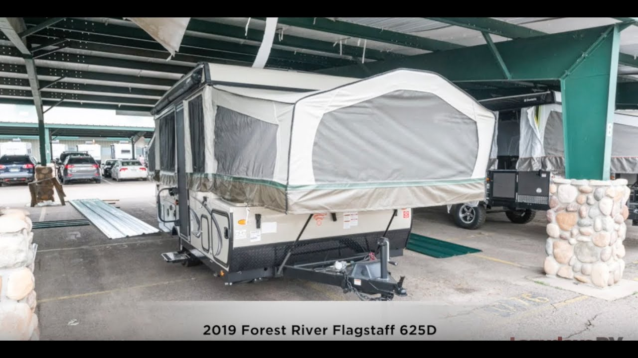 2019 Forest River Flagstaff 625D Video Tour from Lazydays