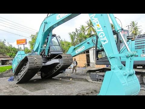 New Kobelco SK200-10 Excavator
