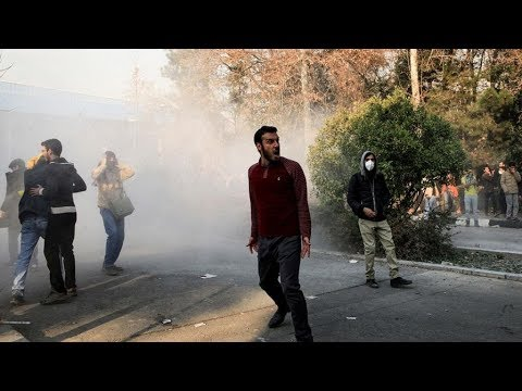 Iran Anti-Government Protests Day 8 - LIVE BREAKING NEWS COVERAGE