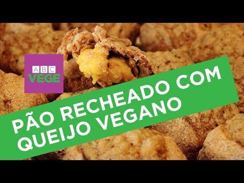 Episódio 23 - Pão Recheado com Queijo Vegano
