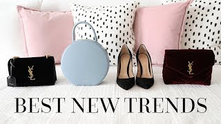 THE 6 BEST ACCESSORY TRENDS FOR A/W 2018 | AD