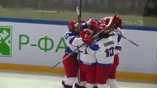 """""""Фантастика! Русские девочки обыграли Канаду в хоккей!"""" Как это было на МЧМ"""