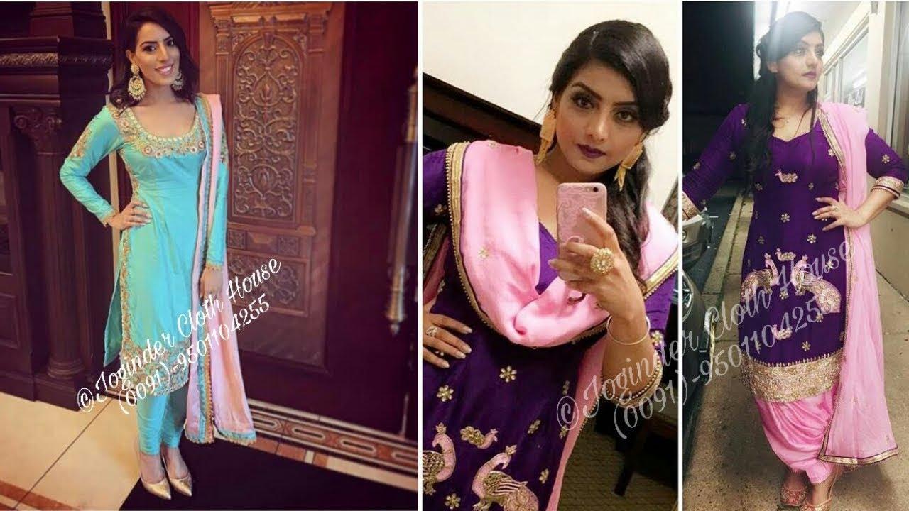 Trending Designer Punjabi Suits