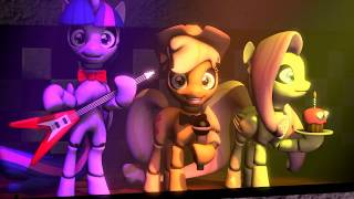 Five nights at Aj s Bonnie song SFM MLP