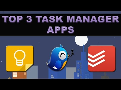 Best 3 Apps To Make Notes And Organize Tasks