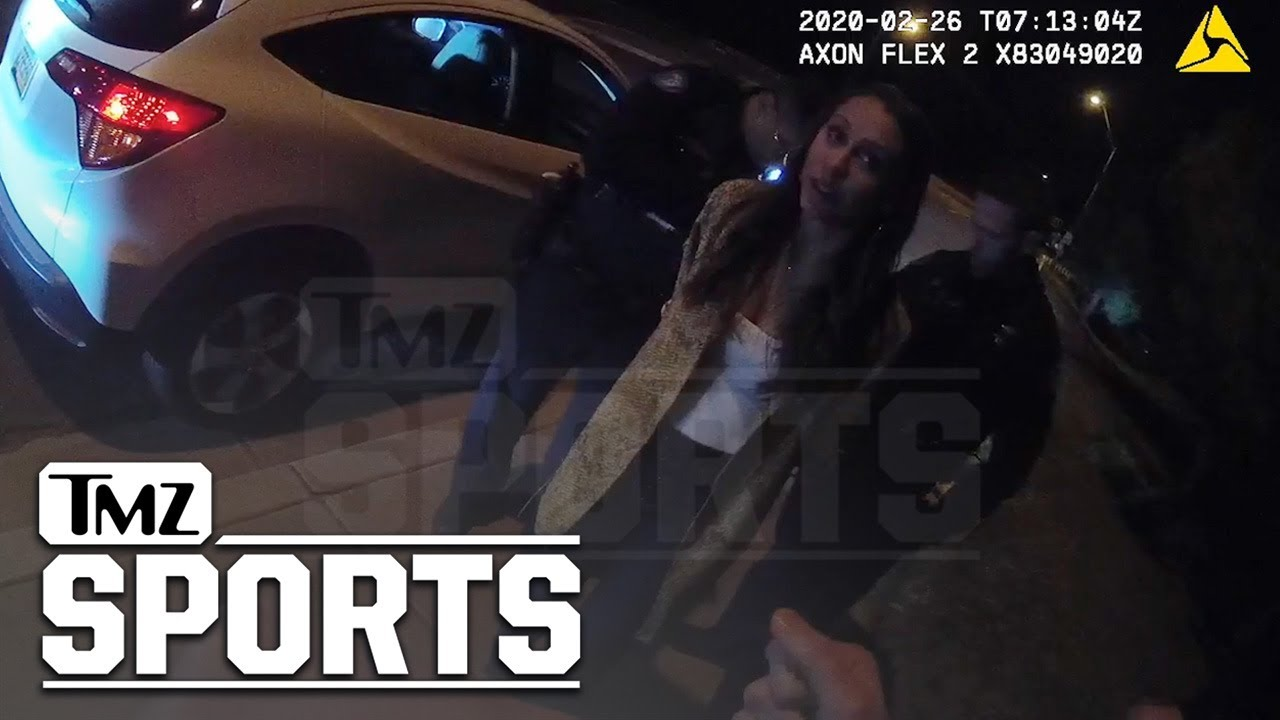Aaron Judge's Girlfriend During DUI Arrest: Do You Know Who My ...