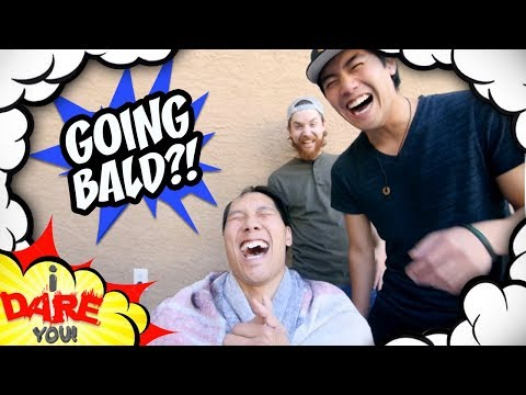 I Dare You: GOING BALD!?