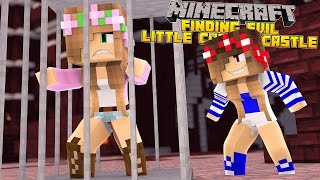 Minecraft - Little Kelly Adventures : TRAPPED IN EVIL LITTLE CARLYS CASTLE!