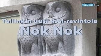 Tallinkin uusi thai ravintola Nok Nok