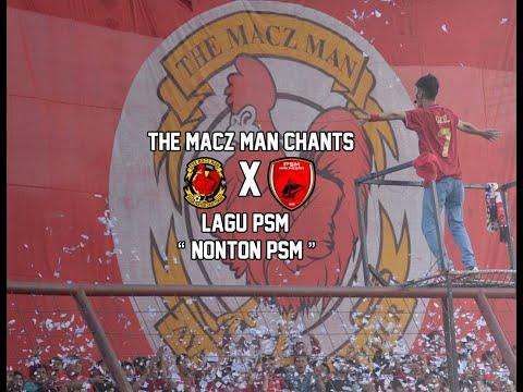 THE MACZ MAN - 'NONTON PSM'