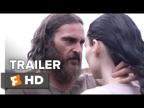 The Stansbury Show - Joaquin Phoenix as Jesus in Mary Magdalene