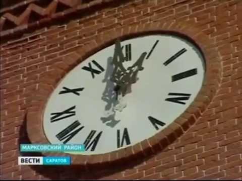 ГТРК Саратов: Открытие церкви Иисуса в Зоркино (Цюрих)