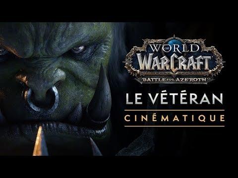 Cinématique World Of Warcraft Le Vétéran