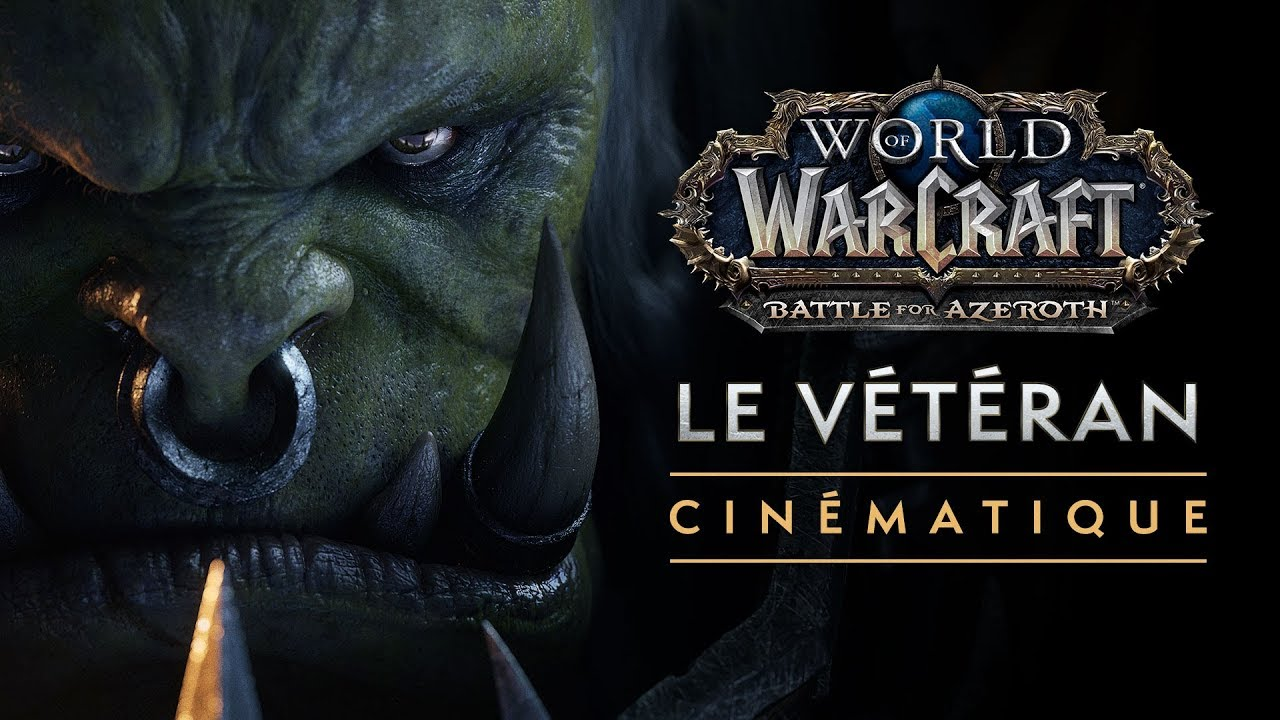 cinematique wow