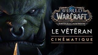 Cinématique World of Warcraft : le vétéran