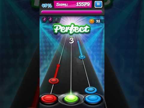 Game Guitar Hero Android !! ROCK HERO