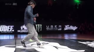 Ayumi vs Narumi [bgirl semis] // .stance x udeftour.org // Silverback Open 2015