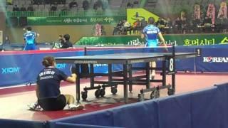 김경아 Kim Kyung Ah vs. 박미영 Park Mi Young:  Game 2