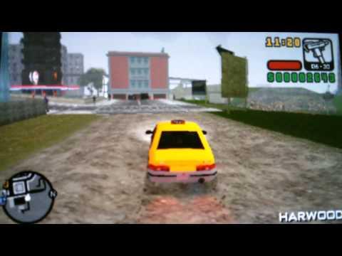 GTA Liberty City Stories Psvita Gameplay
