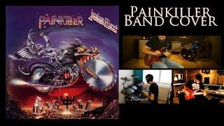 JUDAS PRIEST - Painkiller (Band Cov...