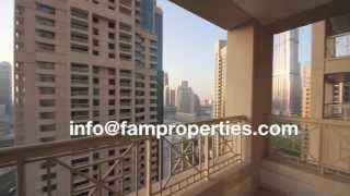 Dubai Apartment, 1 bedroom in 29 Boulevard, Downtown
