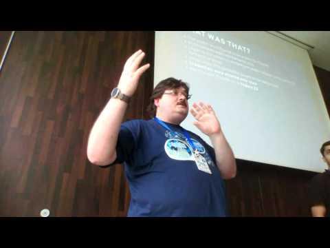 Flock 2016 - Progress On Enterprise Fedora Desktop, Alexander Bokovoy And Debarshi Ray