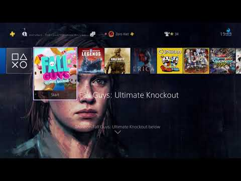Fall Guys: Ultimate Knockout - Gameplay Walkthrough Part 1 - Tutorial (PS4 Pro)