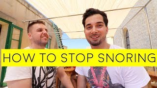 How To Stop Snoring | How To Stop Storing Naturally | Snoring Exercises | 2018