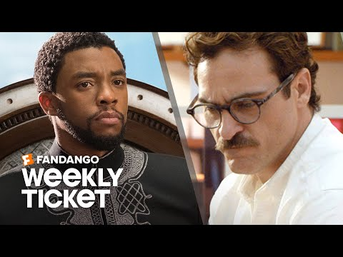 What to Watch: Chadwick Boseman Tribute + Film Festival Favorites | Weekly Ticket