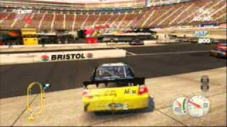 Nascar 2011 The Game-Eliminator- Funny race!