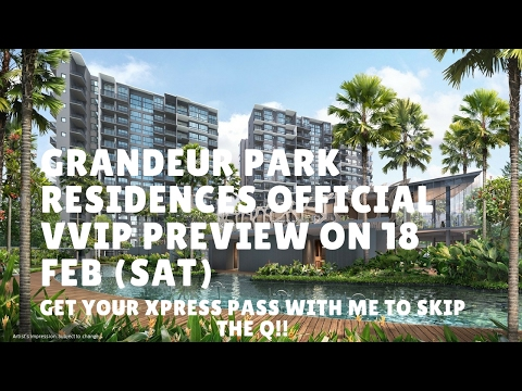 Official VVIP Preview Grandeur Park Residences By CEL Development | Marketed by ORANGETEE