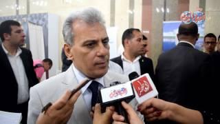 أخبار اليوم | جابر نصار: جامعة القاهرة ستتابع تسكين الشباب في فرص عمل ملتقى التوظيف