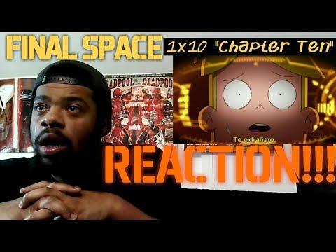 "Download Final Space [SEASON FINALE] 1x10 ""Chapter Ten"" | REACTION!!!"