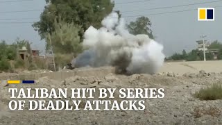 Download Series of deadly attacks target the Taliban in eastern Afghanistan