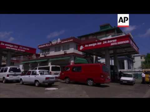 Cuba fears more oil shipment cuts from Venezuela