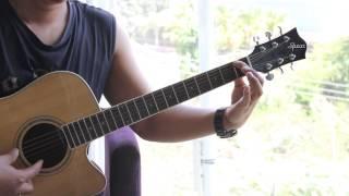 Hapal Nada nada pada fred gitar hanya 1 jam