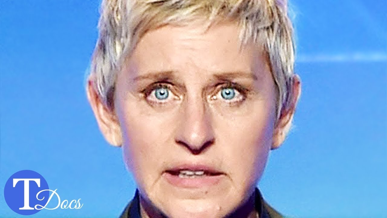 Ellen Degeneres Is Not Really Who You Think She Is Youtube